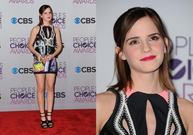 emma-watson-look-peoples-choice-awards-2013